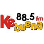 Logo da emissora Radio Ke Buena 88.5 FM