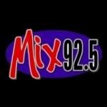 Logo da emissora Mix 92.5 FM