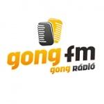 Logo da emissora Gong Rádió 87.6 FM