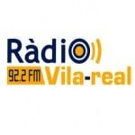 Logo da emissora Radio Vila-real 92.2 FM