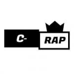 Logo da emissora C-Rap Radio 105.2 FM