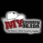 Logo da emissora My Country 96.1 FM