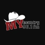 Logo da emissora My Country 96.1 FM