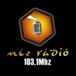 Logo da emissora Méz Rádió 103.1 FM