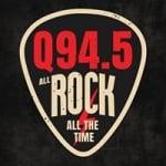 Logo da emissora Q 94.5 FM