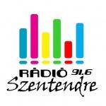 Logo da emissora Radio Szentendre 91.6 FM