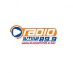 Logo da emissora Smile 89.9 FM