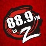 Logo da emissora Radio La Zeta 88.9 FM
