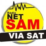 Logo da emissora Rádio Net Sam