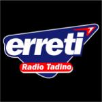 Logo da emissora Erreti Radio Tadino 101.2 FM