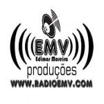 Logo da emissora Rádio EMV