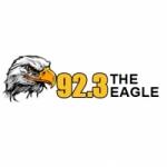Logo da emissora The Eagle 92.3 FM
