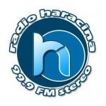 Logo da emissora Radio Haracina 99.9 FM