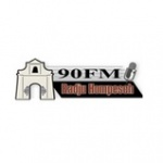 Logo da emissora Hompesch 90 FM