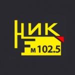Logo da emissora Nik 102.5 FM