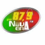 Logo da emissora Rádio Nova Era 87.9 FM