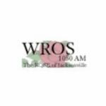 Logo da emissora WROS 1050 AM