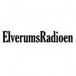 Logo da emissora ElverumsRadioen 88.2 FM