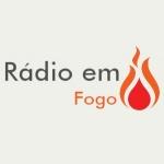 Logo da emissora Rádio em Fogo