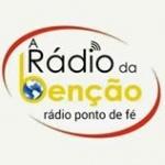 Logo da emissora Rádio Ponto de Fé