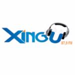 Logo da emissora Rádio Xingu 87.9 FM
