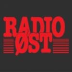 Logo da emissora Radio Øst 97.3 FM