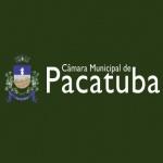 Logo da emissora Rádio Câmara de Pacatuba