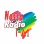 Logo da emissora Rádio Nossa Rádio 103.3 FM