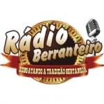 Logo da emissora Rádio Berranteiro