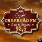 Logo da emissora Rádio Chapadão 92.5 FM