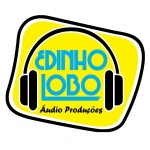 Logo da emissora Edinho Lobo Áudio Produções