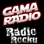 Logo da emissora Gama Radio 107.9 FM