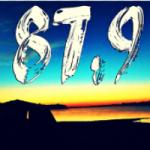 Logo da emissora Rádio Aruanã 87.9 FM