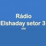 Logo da emissora Rádio Elshaday Setor 3 Nostalgia