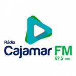 Logo da emissora Rádio Cajamar 87.5 FM