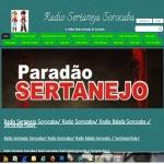 Logo da emissora Rádio Sertaneja Sorocaba