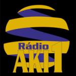 Logo da emissora Rádio Aki 1