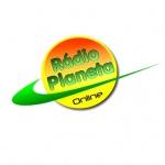 Logo da emissora Web Rádio Planeta Online