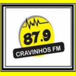 Logo da emissora Rádio Cravinhos