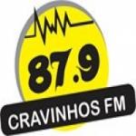 Logo da emissora Rádio Cravinhos Fm