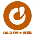Logo da emissora Rádio Felicidade Gospel 90.3 FM