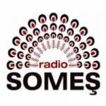 Logo da emissora Radio Somes 96.6 FM