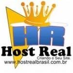 Logo da emissora Web Rádio Host Real Brasil