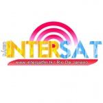 Logo da emissora Rádio INTERSAT