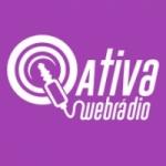 Logo da emissora Ativa Web