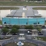 Logo da emissora Aeroporto Internacional de João Pessoa SBJP - Torre