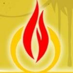 Logo da emissora Igreja Chama Divina
