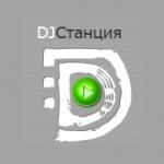 Logo da emissora Dj Station 98.8 FM