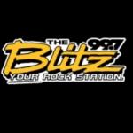 Logo da emissora WBZX 107.1 FM