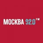 Logo da emissora Radio Mockba 92.0 FM